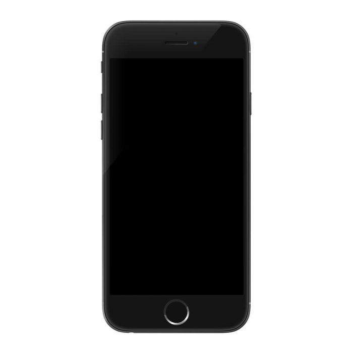 ciri lcd iphone rusak