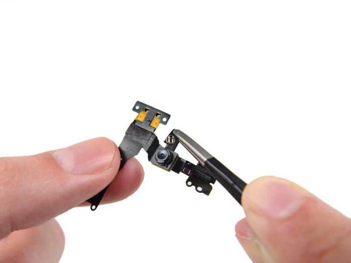 kabel proximity sensor kamera depan iphone