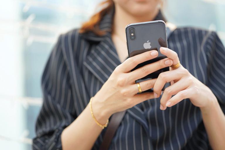 lawan bicara tidak mendengar suara di iphone