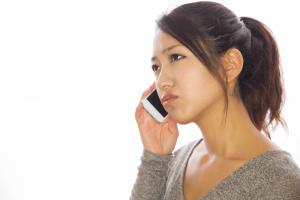 suara kecil saat menelpon di iphone