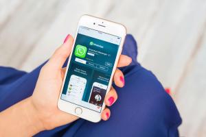 video call whatsapp tidak ada suara di iphone
