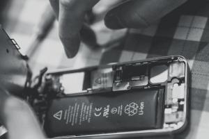 cara kalibrasi baterai iphone
