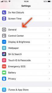 cara mengatasi iphone tidak bisa konek wifi