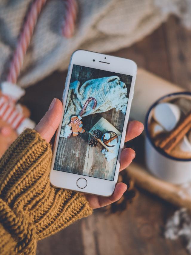 trik kamera iphone