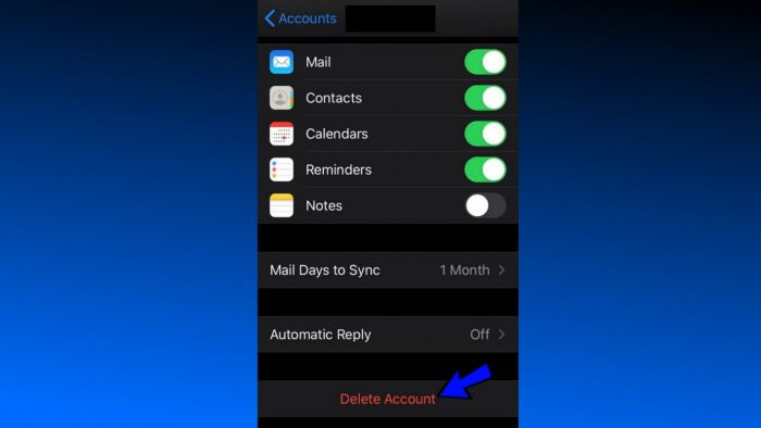 cara menghapus virus kalender iphone