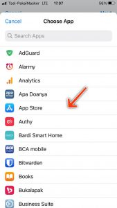 cara mengubah icon aplikasi di iphone
